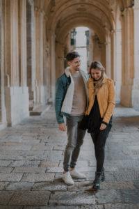 couple photoshoot Valletta