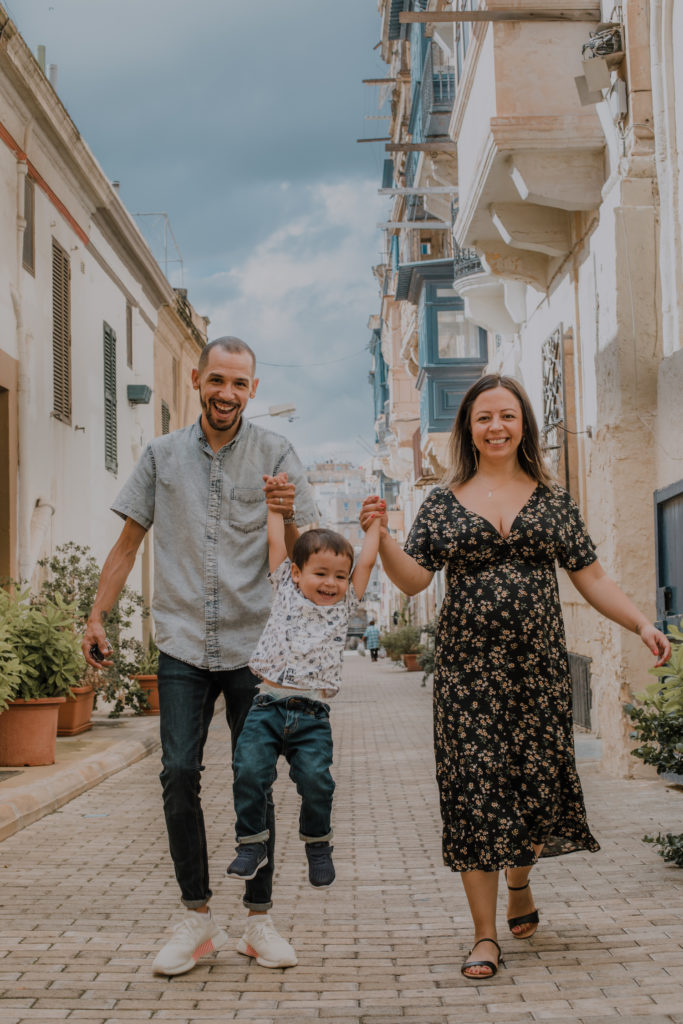 family photo sessi