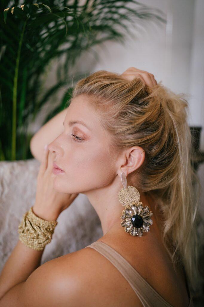 Jewelery photoshoot Ines Bahr