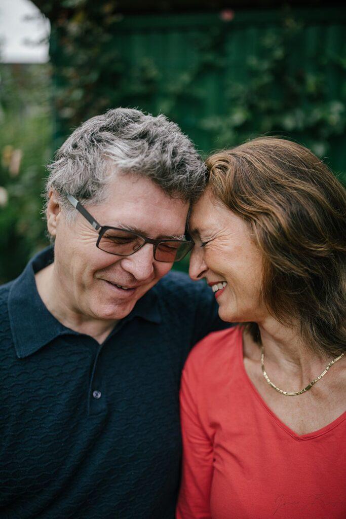 natural couple photo