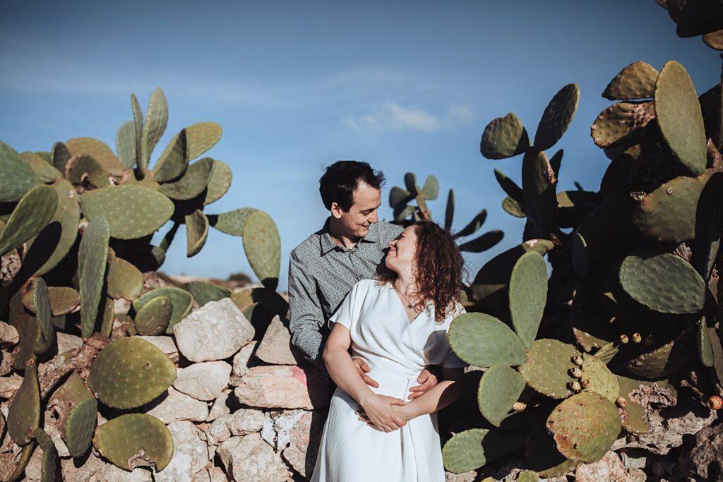 Malta couple photo
